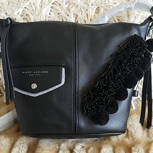 💕HOST PIC! 💕NWT Marc Jacobs Black Leather